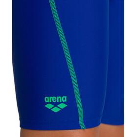 arena Logo Jammers Jongens, royal/golf green